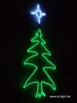 El-Schnur (Leuchtschnur El-Wire) - El-Light